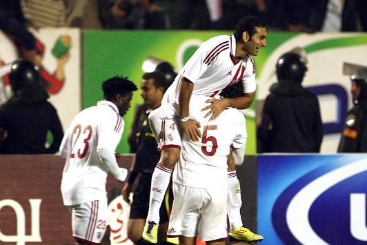صحوة الزمالك تواجه طموح التليفونات فى أول مباراة تحت قيادة عباس
