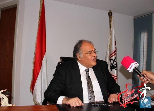 فيديو.. عباس: انطلاق قناة الزمالك بعد 4 أشهر .. وخسرنا 12 بطولة بسبب اللهو الخفى