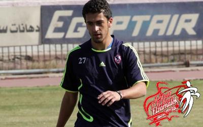 خاص.. أحمد السيد : سعيد بثقة شحاتة وسأبذل جهدي للمشاركة أساسياً مع الفريق