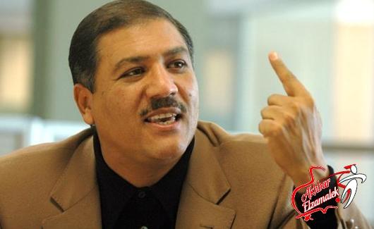 السادات : لهذه الاسباب نتمسك بمواجهة الزمالك فى استاد الأسكندرية!!