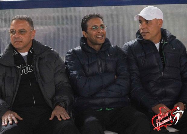 """مدرب حراس المصرى تعليقا على تحطيم اتوبيس اللاعبين: """"ملعون"""" الكورة!"""
