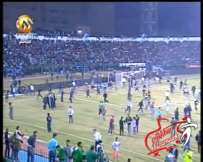خاص .. مصدر: اتجاه لاحتساب فوز الاهلي على المحلة 0ـ3 بعد الغاء المباراة