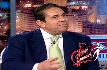 فيديو .. معروف يشن هجوماً حاداً على عمرو زكى ويؤكد : الزمالك أكبر من أى لاعب