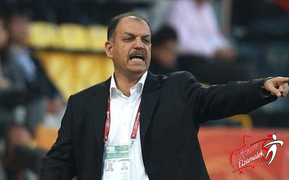 العراقي « حمد » افضل مدرب عربي لعام 2011
