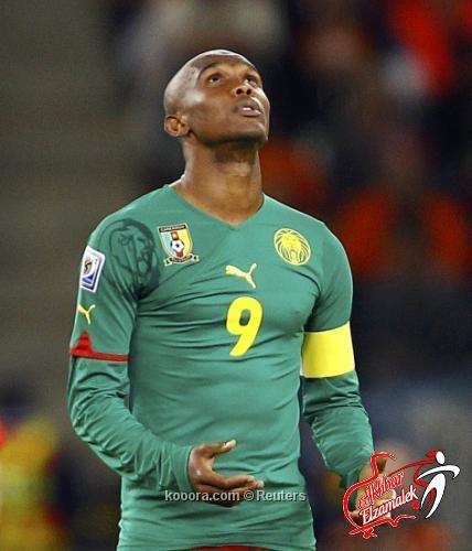 الاتحاد الكاميروني يقلص عقوبة إيقاف إيتو إلى 5 مباريات
