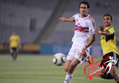 شحاته يقرر توقيع عقوبات ضخمة علي حسين حمدي .. ويرفض قبول أي عذر للاعب