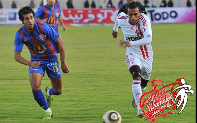 خاص.. محمد عبد الشافي خارج لقاء الجونة بسبب الضامة