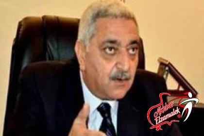 مدير أمن الاسكندرية يعقد مؤتمر صحفى لشرح الاستعدادات للقاء الزمالك والاتحاد