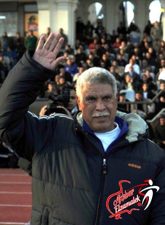 يحيى: تحياتي للمعلم الذي نجح فى إدارة المباراة
