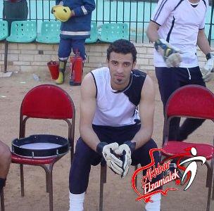 المقاولون العرب يضم محمود أبو السعود على سبيل الاعارة