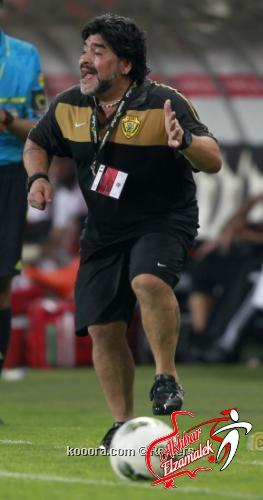 اعتزال مارتن باليرمو  يعيد مارادونا للملاعب