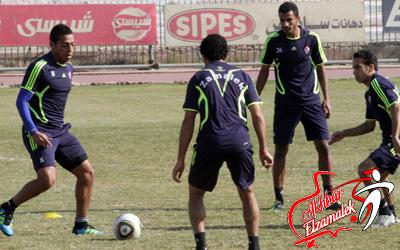 خاص : غياب ميدو وحمدى عن التدريبات وحضور باقى اللاعبين .. وبرنامج تأهيلي لحسن شحاته الصغير