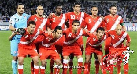 طائرة خاصة تقل المنتخب التونسي اليوم إلى الجابون