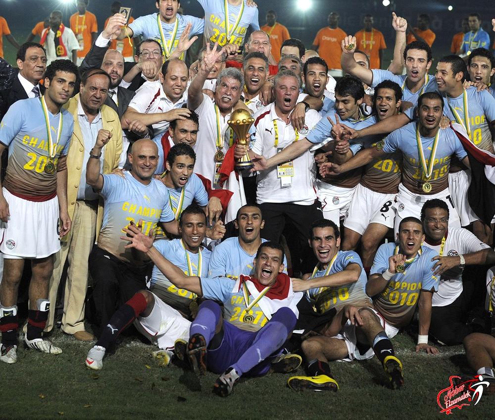 """في غياب حامل اللقب .. المغرب وتونس وليبيا والسودان يرفعون لواء العرب في كأس الامم """"المصرية"""""""