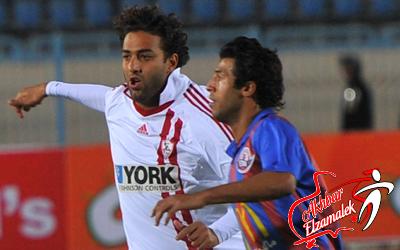 ابراهيم حسن يكشف حقيقة مفاوضات المصرى مع ميدو