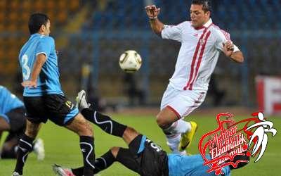 فيديو .. شلبى لجماهير الزمالك : افتحوا نفس عمرو زكى للعب