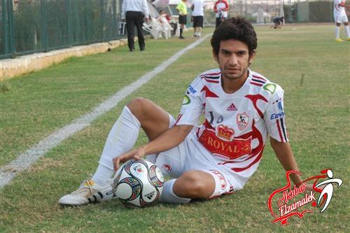 الزمالك يجدد مفاوضاته مع المحمدى .. واللاعب يرحب لكن بشرط !!!