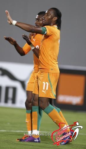 كوت ديفوار تفوز على السودان بهدف نظيف فى كأس الأمم الأفريقية