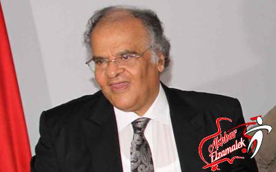عباس يقرر تعيين محاميه الخاص مستشاراً قانونياً لنادي الزمالك