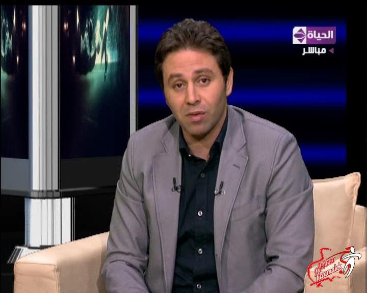 فيديو .. شريف عبدالفضيل يعرض حازم إمام لموقف محرج على الهواء