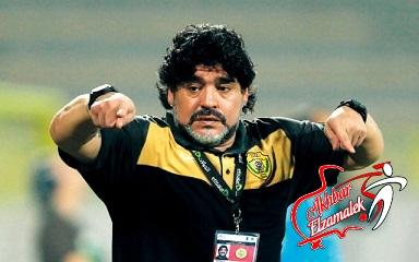مارادونا :اعتقد أن جوارديولا يرغب في تدريب إنتر ميلان