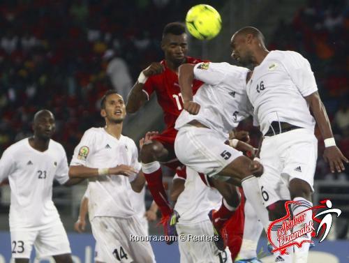 غينيا تحصل على تعادل بطعم الفوز امام ليبيا  في افتتاح الجولة الثانية من امم افريقيا