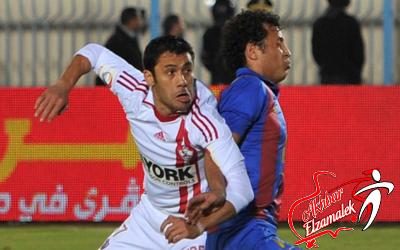خاص .. أحمد حسن خارج لقاء الاسماعيلي بسبب الإنذار الرابع