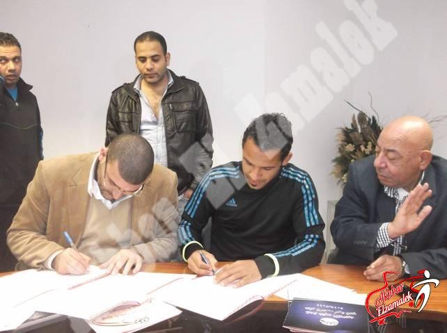 الزمالك يسعى لتوفير القسط الأول من صفقة نور السيد قبل 31 يناير