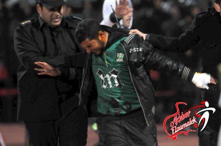 فيديو.. صادق يطالب بإلغاء الدورى والكأس وبطولة أفريقيا لحين القصاص من القتلة