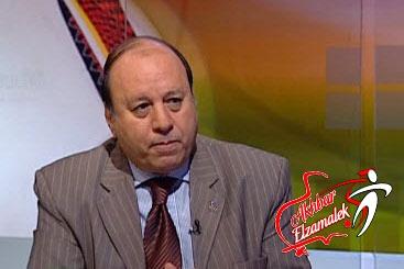 عبد المنعم يقترح تنظيم دوري جديد بعد اربعين الحداد