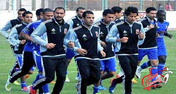 الأهلي يضم 24 لاعبا بمعسكر تركيا