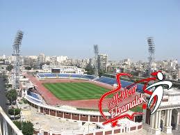 اجراءات أمنية مشددة بمحيط ستاد الاسكندرية
