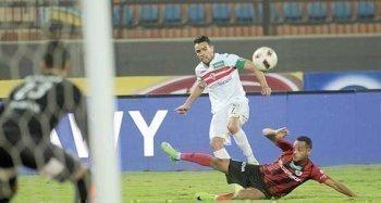 الأهرام: غياب إمام عن لقاء المصرى يعكر فرحة الفوز الأول لزمالك جلال