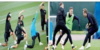 الليلة | تاريخ انجلترا يصطدم بطموح كرواتيا في نصف نهائي كأس العالم