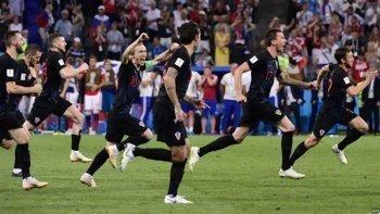 التشكيل الرسمي لمباراة انجلترا وكرواتيا في نصف نهائي المونديال