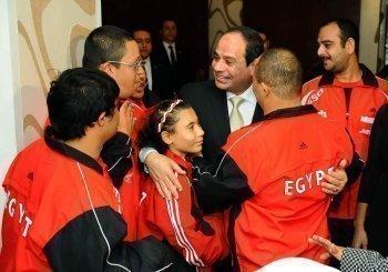 بنات مصر لكرة القدم الموحدة يهدو برونزية كاس العالم للسيسى