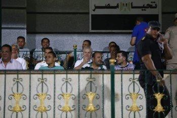 بالصور ..4 مشاهد من لقاء الزمالك ومصر المقاصة