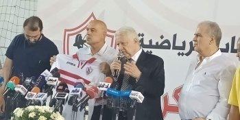 الشاطر يكشف تفاصيل جلسة مرتضى منصور مع جروس
