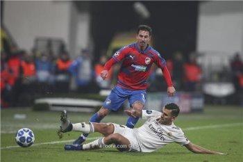 ريال مدريد الإسباني يسحق فيكتوريا بلزن