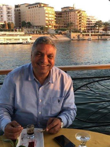 الأهرام تكرم خالد فؤاد بعد انجاز مجلة الشباب
