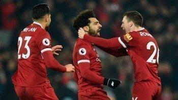 بث مباشر | شاهد مباراة ليفربول وبيرنلي بالدوري الإنجليزي ولقاء مانشستر يونايتد مع الارسنال