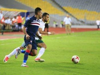 بث مباشر   مشاهدة مباراة الزمالك والمصري في الدوري