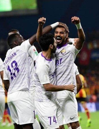 شاهد الشحات يقود العين لاكتساح قاهر الاهلى فى بطولة كأس العالم للأندية بالإمارات
