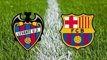 بث مباشر | مشاهدة مباراة برشلونة و ليفانتي