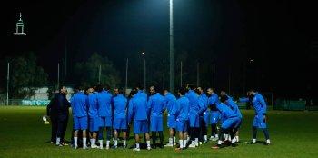 رسالة المغرب | لاعبو الزمالك يؤدون صلاة الجمعة .. وجروس يحدد موعد التدريب
