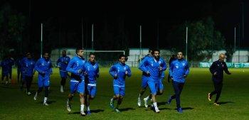 رسالة المغرب بالصور   تعرف على كواليس تدريب الزمالك اليوم في الدار البيضاء