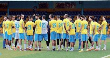 بث مباشر | مشاهدة مباراة الإسماعيلي ومازيمبي