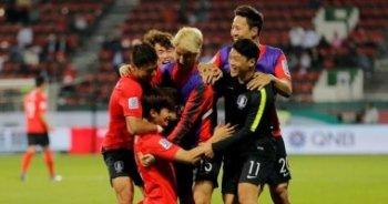 كوريا الجنوبية تغرق  البحرين فى  كأس أسيا
