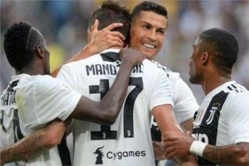 بث مباشر | مشاهدة مباراة يوفنتوس وفروسينوني في الدوري الإيطالي