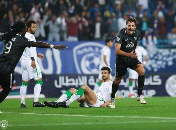 بالصور الهلال السعودي يسقط الاتحاد السكندري فى الرياض